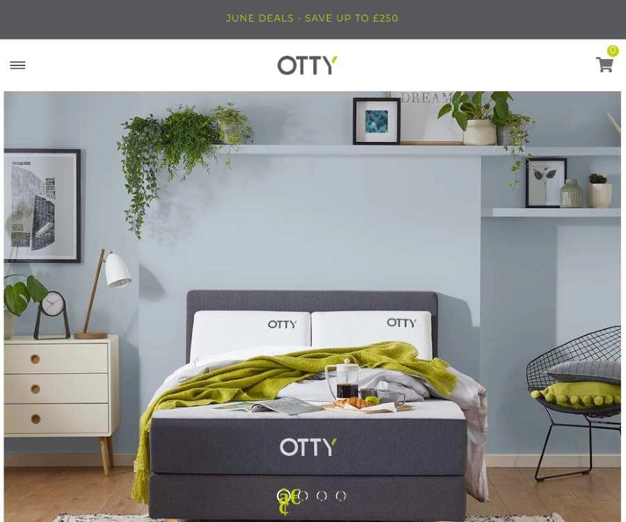 Otty Mattresses Review